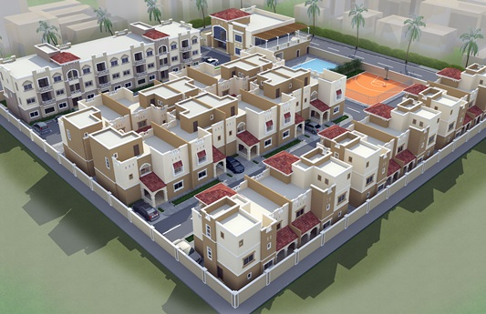 Housing Projects Al Hamdan Consulting Office